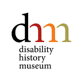 Disability History Museum Logo