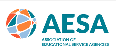 Logo of the AESA.