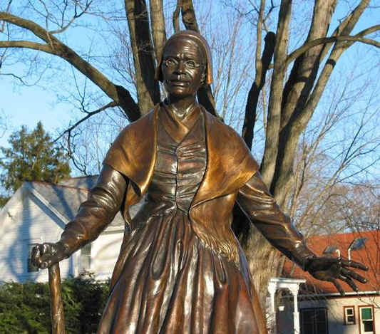 Florence Statue of Sojourner Truth