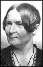 portrait of Lydia Maria Child
