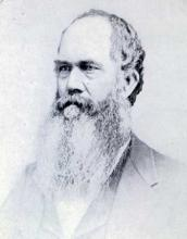 portrait of Samuel Hill