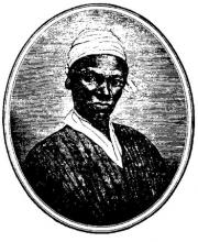 portrait of Sojourner Truth