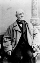 photograph of William Lloyd Garrison