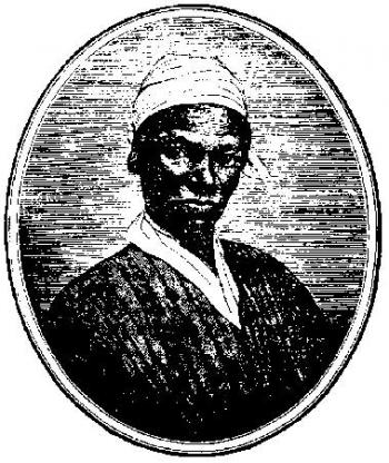 Black and White Portrait of Sojourner Truth